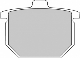 Ferodo REMBLOKKEN Honda CB750f (80-..) VOOR (ptip182)