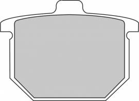 Ferodo REMBLOKKEN Honda CB900f Bol Dor (79-84) VOOR (Htip182)