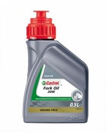 Voorvork olie 20 dik Castrol 0,5 liter