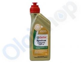 VERSNELLINGSBAKOLIE CARDANOLIE Castrol 75w90 syntrax longlive(castrol SAF XO)(sqcg)