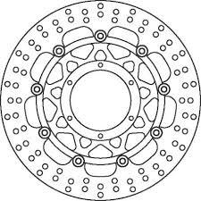 Lucas REMSCHIJF 310mm (binnengat 94mm)
