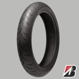 Motorband 120/60zr17 BT016fpro bridgestone  voorband