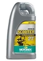 Motorex Scooter 2t  (OOK voor Tweetakten met benzine inspuiting!) (m2Ts)