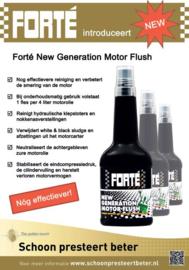 forte MOTOR FLUSH olietoevoeging New Generation 400 ml