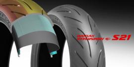Motorband 160/60zr17 S21 Bridgestone achterband