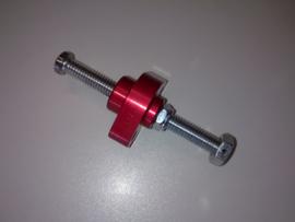 Honda Nokkenaskettingspanner VTR1000 97-05  Handmatig te stellen (bagv)