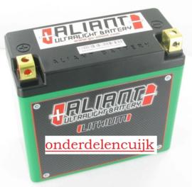 Lithium ACCU 114x 40x 98mm(hoog) vervangt de Yt9b-bs