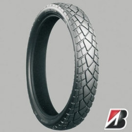 Motorband 80/100p19 bridgestone TW201 voorband  ALL ROAD  TT  (b8010019vda) XG250 TRICKER  16b0000 ,