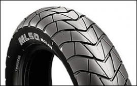 Scooterband 120/70x12 ML50 Bridgestone Scooterband voor/achter (b1207012s)