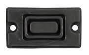 Rubber (onder deksel van rem of koppeling pomp) 37x68mm Boutafstand 56mm (c1511r)
