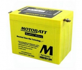 Accu Motobatt MBHD12H 33AH 390cca