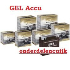 Gel ACCU Honda ST1100 Pan European 1990-2001 <accu ST1100>