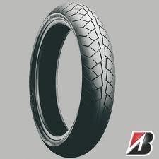 Motorband 120/70zr18 BT020f bridgestone voorband (b1207018vr) Productie ouder als 5 jaar