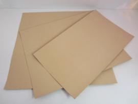 PAKKING PAPIER 0.25mm dik  22x32cm (pakkingpapier om zelf te knippen) .