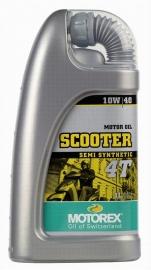 Scooter 4t 10w40 (motorex) (m10w40sc)