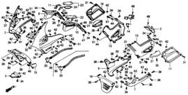 CLIP tbv kuipluikje ST1100 (afb. 46) (HklP17kului46)