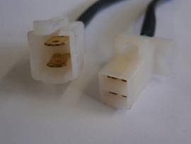Multistekkerset 2 pins groot model
