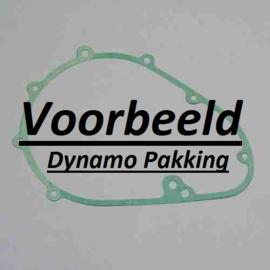 honda PAKKING Dynamodeksel pakking NUMMERS