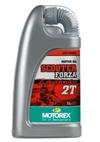 Motorex Scooter Forza 2t  Voor direct ingespoten Tweetakten ! (m2Tsf)