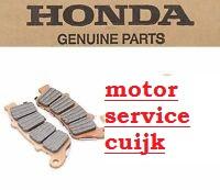 ORIGINELE Remblokken Honda ST1100 (96-02)VOOR (DUAL BRAKE)