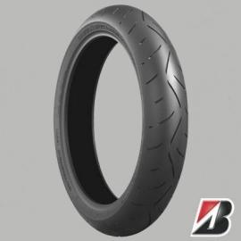 Motorband 120/70zr17 RS10f Bridgestone voorband( Sport- Circuitband)