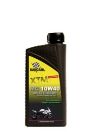 10w40 Motorolie Bardahl SJ Jaso ma2  ma (deel syntheet)