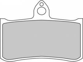 Ferodo REMBLOKKEN Honda RVF750r (94-..) VOOR (ptip858.) [nmve]