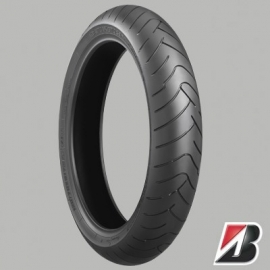 Motorband 120/60zr17 BT023f bridgestone voorband