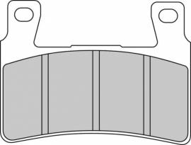Ferodo REMBLOKKEN Honda CBR600f (99-06+) VOOR (ptip2079)