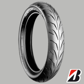 Voorband 90/80s17 BT39fss Bridgestone band GSXr125 .