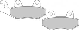 Ferodo REMBLOKKEN Honda CMX250c (96-97) VOOR (ptip497.) [nmve]