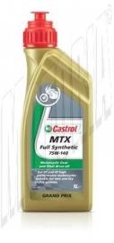 castrol VERSNELLINGSBAKOLIE castrol CARDANOLIE Castrol MTX 75w140 GL Hypoid (Volsyntheet)