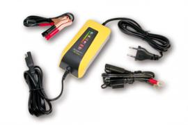 Acculader Volautomatisch 9-staps! (schakeld automatisch naar 6 of 12 volt).( verbeterde druppellader )