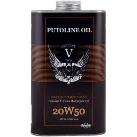 Putoline Genuine V-Twin 20W-50 1L motorolie [vvhalf6/e]