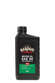 Bardahl Motorolie SAE 50 (Single Grade Classic SAE 50)Motor olie SAE50