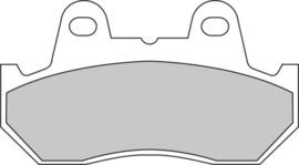 Ferodo REMBLOKKEN Honda CN250 (96-97) VOOR (ptip538.) [nmve]