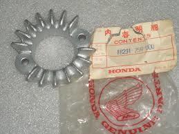 UITLAATWARTEL Honda C72 C77 CA72 18231-259-000