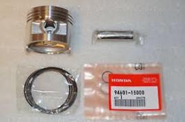 PAS OP!! voor IMITATIE  ALLEEN de Zuigerpenclips is origineel van Honda, de zuiger niet!