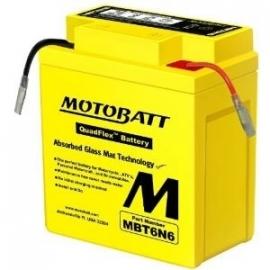 Yuasa 6n6-3b1 -->> MOTOBATT mbt6n6