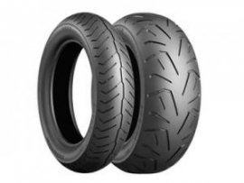 Motorband 130/70hr17 EMAXv bridgestone voorband MeanStreak Marauder