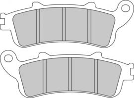 Ferodo REMBLOKKEN Honda FJS600(abs) (01-10) VOOR (ptip2075)