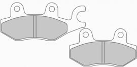Ferodo REMBLOKKEN Honda CBF250 (04-06) VOOR (Etir2087.) [nmve]