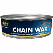blik KETTING VET uitkook vet Chain Wax kettingvet(vet 1 kilo)