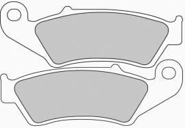 Ferodo REMBLOKKEN Honda XR400r (96-04) VOOR (ptip892.) [nmve]