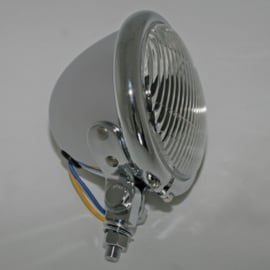 Spotlight Chroom ...mm (met blauw controle lampje).. (mfn)