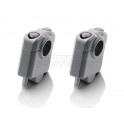 universele STUURVERHOGERS 30mm,grijs,voor 22mm stuur (stver930)