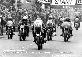 foto Start vlagtwedde 1973