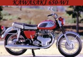 RemSchoenen Kawasaki 650W1 (68/70) Achter (tip) Prijs is per stuk!