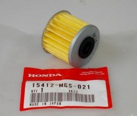 Origineel Honda Oliefilter 15412-mgs-d21 Koppelingsoliefilter