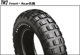 (€42.19) Bridgestone 350x10 TW2 Honda DAX , (b35010.)